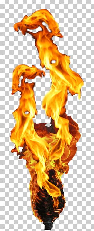 Flame Light Fire Torch PNG