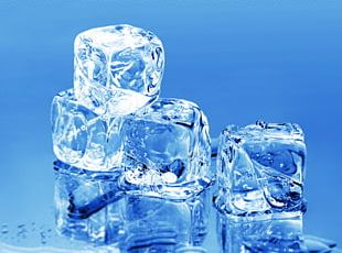 Ice Makers Ice Drip Water Ice Cube PNG