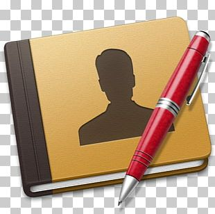 Office Supplies Red Pen PNG