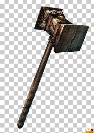 Splitting Maul Ranged Weapon Tomahawk Pickaxe PNG