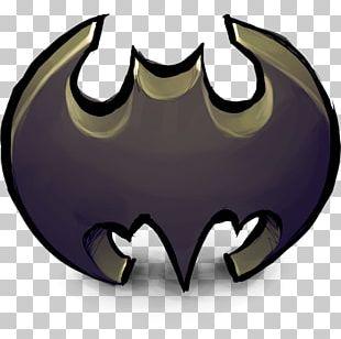 Batman Logo Comic Book PNG
