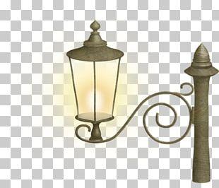 Street Light Lantern PNG