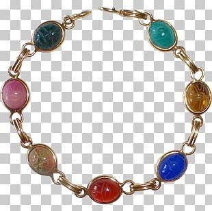 Turquoise Bracelet Necklace Bead Body Jewellery PNG