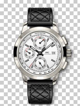 International Watch Company Chronograph Schaffhausen Automatic Watch PNG