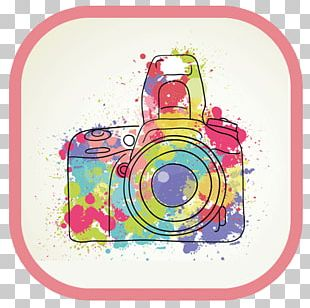 Photographic Film Drawing Photography Camera PNG