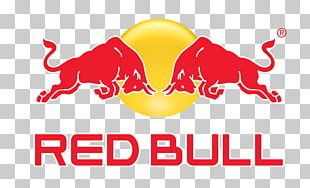 Red Bull Soft Drink Logo PNG
