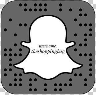 Snapchat Social Media Snap Inc. Scan Code PNG