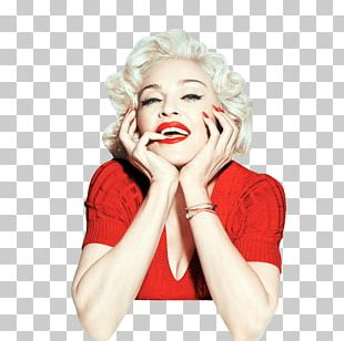 Madonna Red PNG