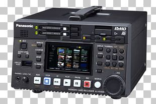 MicroP2 AVC-Intra Serial Digital Interface Panasonic PNG