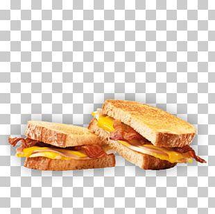 Breakfast Sandwich Hamburger Cheese Sandwich Bacon Sandwich PNG