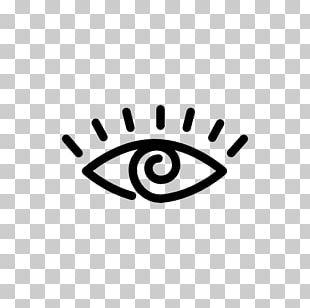 Human Eye Symbol Spiral Eye Care Professional PNG