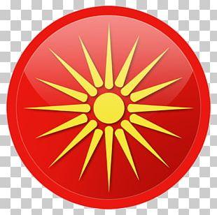 Flag Of The Republic Of Macedonia Macedonia Naming Dispute Macedonians PNG