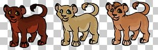 Lion Mammal Goat Cattle Sheep PNG