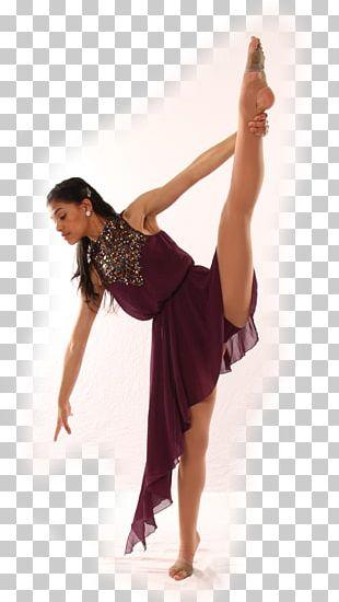 Modern Dance Shoulder Choreography Shoe PNG