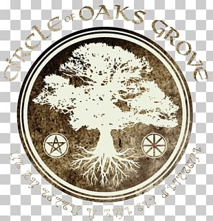 Coin Tree Font Circle M RV & Camping Resort PNG