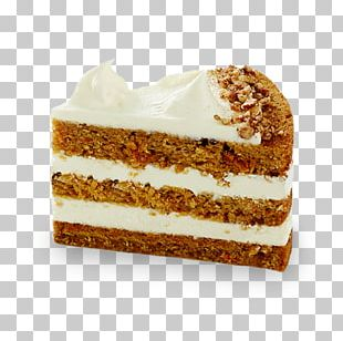 Carrot Cake Cream Cheese Torte PNG