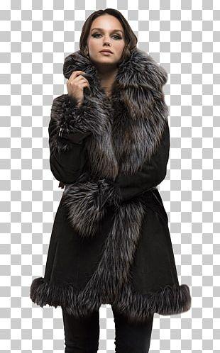 Fur Clothing Coat Jacket PNG