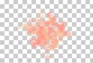 Pink Sky Pattern PNG