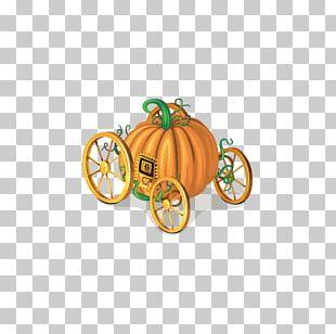 Pumpkin Cinderella Squash Soup Carriage PNG