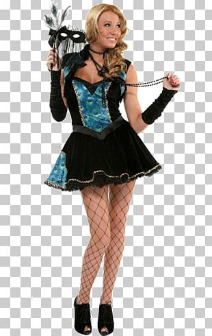 Costume Party Masquerade Ball Dress PNG