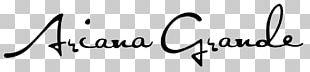 Dangerous Woman Tour Typeface Arianators Font PNG