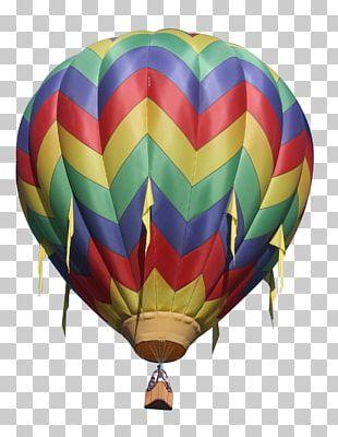 Hot Air Balloon Airplane Air Transportation PNG