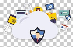 Managed Services Cloud Computing Computer Network Information Technology Software As A Service PNG