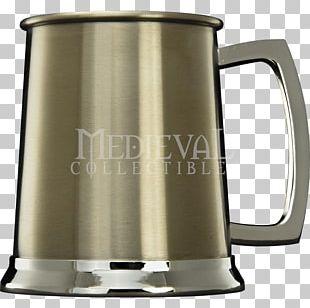 Mug Tankard Pewter Cup Kettle PNG