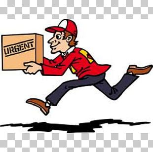 Delivery Courier Freight Transport Business Mail PNG