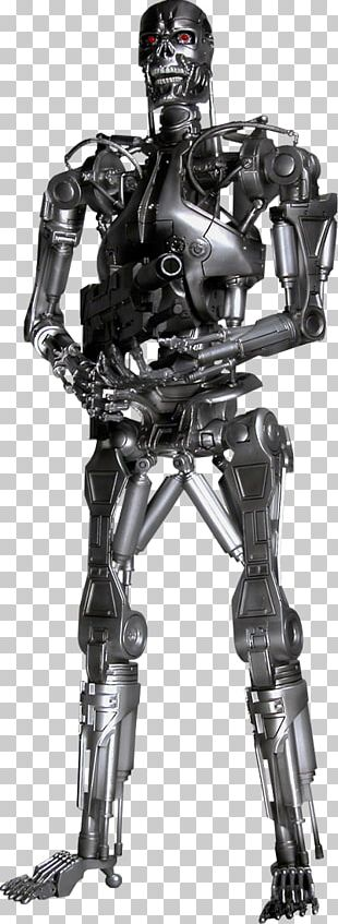 The Terminator: Dawn Of Fate T-1000 Action & Toy Figures National Entertainment Collectibles Association PNG