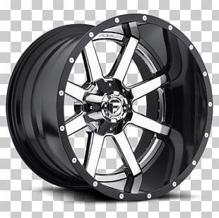 Rim Custom Wheel Forging Fuel PNG