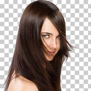 Capelli Color Chestnut Paint Artificial Hair Integrations PNG