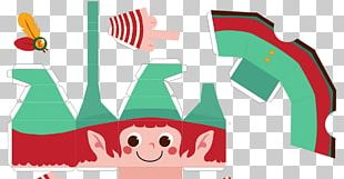 Santa Claus Christmas Rudolph Paper Mrs. Claus PNG