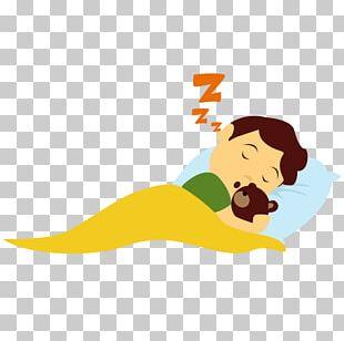 Child Sleep PNG