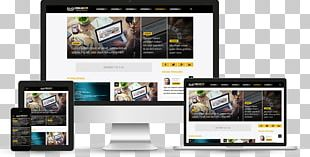 Web Development User Experience Front And Back Ends Multimedia PNG