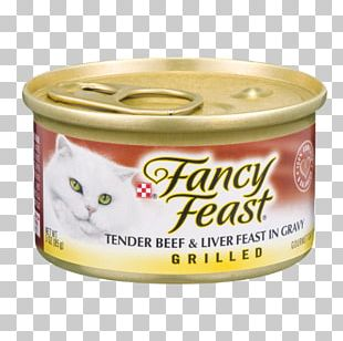 Cat Food Gravy Fancy Feast Gourmet Classic Cat Wet Food Nestlé Purina PetCare Company PNG