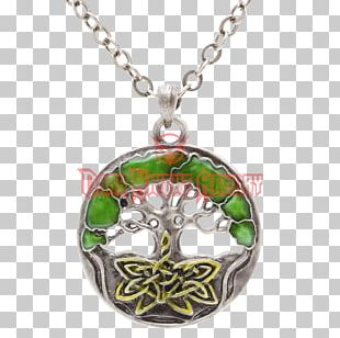 Locket Necklace Tree Of Life Charms & Pendants Jewellery PNG