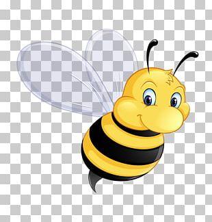 Bee Insect Maya PNG