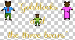 Goldilocks And The Three Bears Short Story Child Toddler PNG