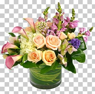 Flower Bouquet Birthday Floristry Cut Flowers PNG