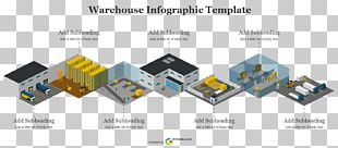 Infographic Diagram Warehouse Computer Icons PNG