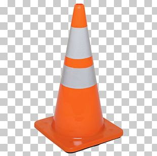Traffic Cone Safety PNG
