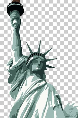 Statue Of Liberty Liberty State Park The New Colossus Sculpture PNG