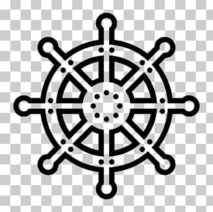 Ship's Wheel Computer Icons Steering Wheel PNG