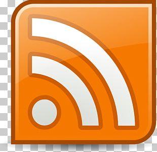 Social Media Hilton Anaheim Blog Web Feed RSS PNG