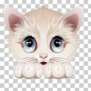 Kitten Ragdoll Sphynx Cat Mural Drawing PNG