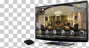 LCD Television Hotel Computer Monitors Internet PNG