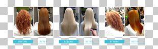 Hair Coloring Beauty Parlour Keratin Brazilian Hair Straightening PNG