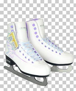 Figure Skate Ice Skates Figure Skating Sport PNG