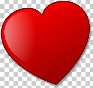Terni Heart Love PNG